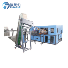 Full Automatic 6 Cavities 6000BPH Mineral Water Plastic Bottle Blow Moulding Machine
