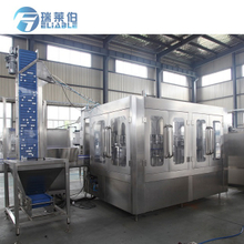 10000BPH Drinking Water Filling Machine Bottling Plant