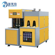 China Manufacturer High Quality Semi-Automatic PET Stretch Blow Molding Machine