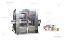 Fully Automatic Rotary OPP BOPP Hot Melting Glue Labeling Machine for Round And Square Bottle